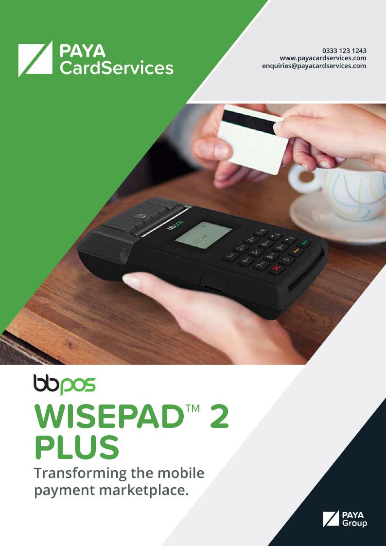 BBPoS Wisepad 2 Plus